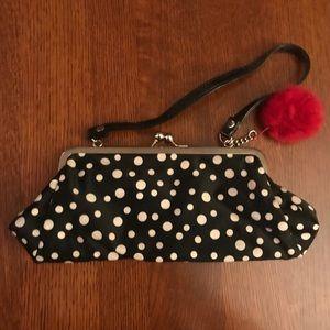 Icing Bags - Polka dot purse